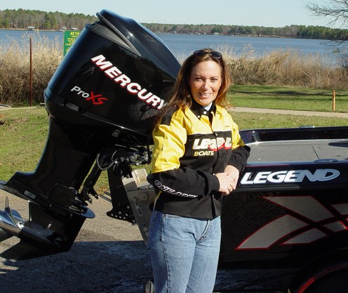 About Laurie - Bass Fishing with Laurie Cork