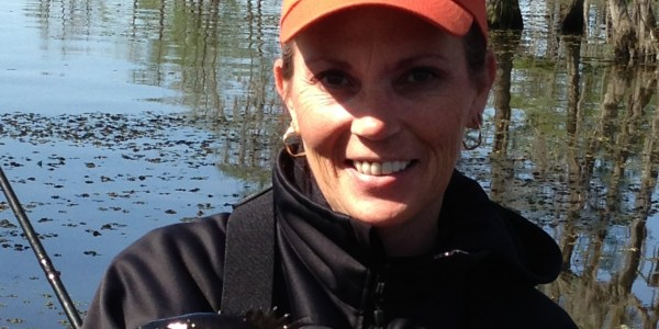 Bass Fishing with Laurie Cork