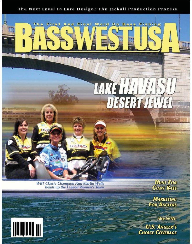 BassWest Magazine Photo March April Issue